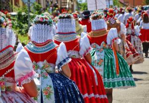 Bulgarian traditional clothing
