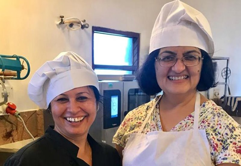 Sharan Cooking Classes Instructors