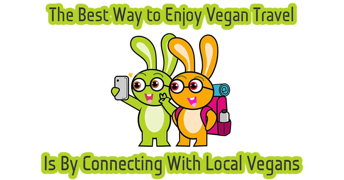 Enjoy vegan travel with The veganary MIni tours