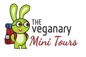Logo veganary Mini tours