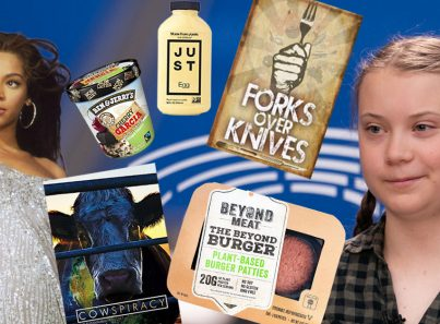 Vegan symbols from the last decade