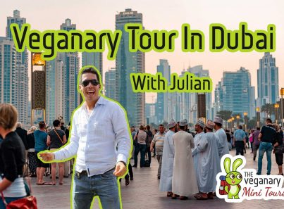 Vegan tour to Dubai