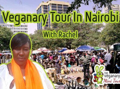 Vegan Tour in Nairobi, Kenya